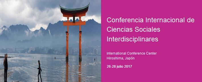 Conferencia Internacional de Ciencias Sociales Interdisciplinares