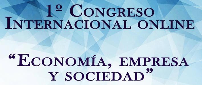 I Congreso Internacional online sobre Economía, Empresa y Sociedad