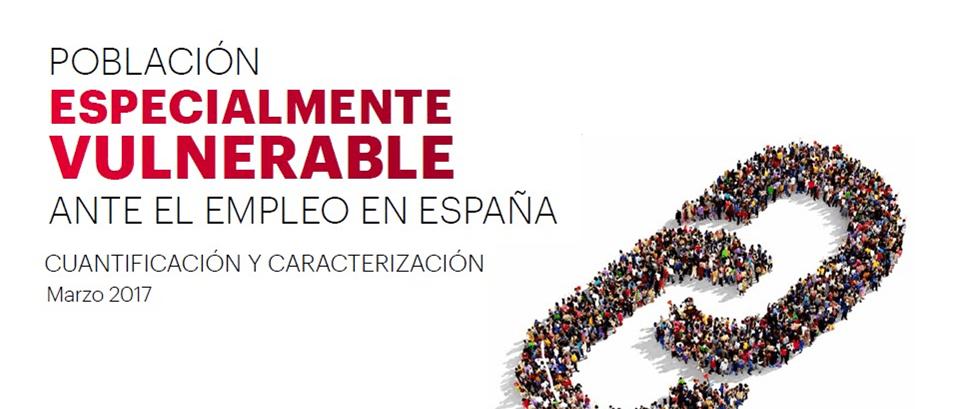 Primer gran estudio de Vulnerabiliad y Empleo en España