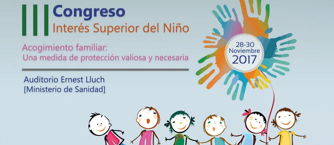 """III Congreso """"El Interés Superior del Niño"""""""
