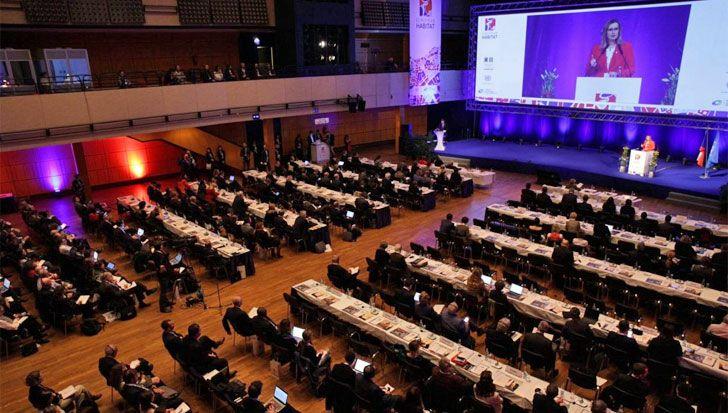 Conferencia 'European Habitat', ciudades habitables y sostenibles
