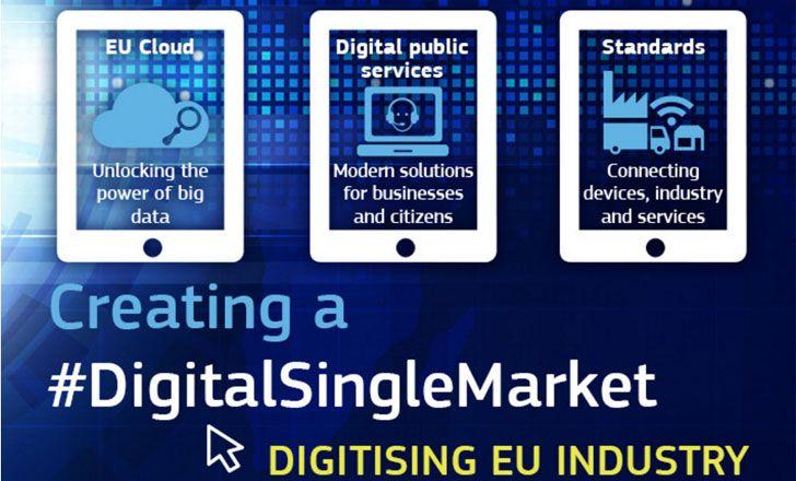 Estrategia Europea para el Mercado Único Digital