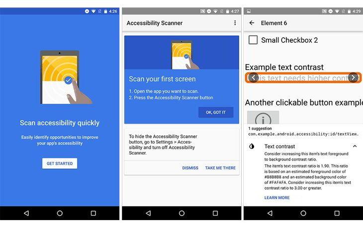 5 novedades de Google para mejorar la accesibilidad de personas con discapacidad