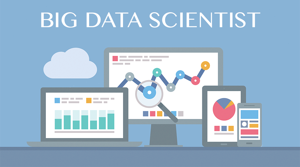 """Big Data Scientist"", Científico de datos"