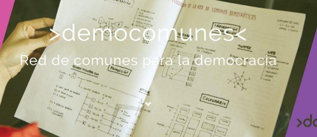 [Democomunes].Red de conocimientos comunes sobre democracia participativa