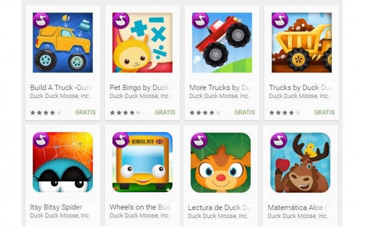 21 aplicaciones educativas gratuitas para niños