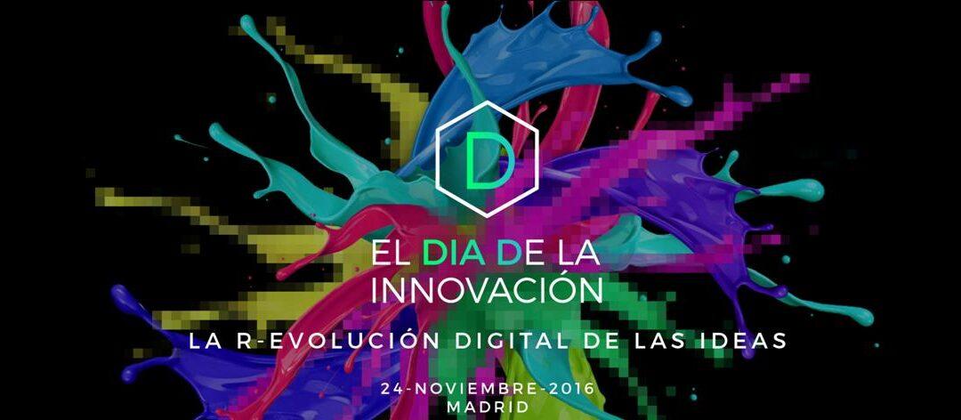 El Día de la Innovación: La R-evolución digital de las ideas