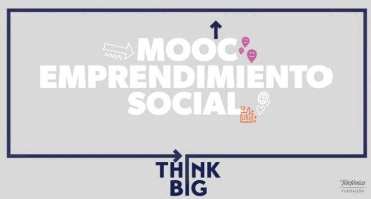 MOOC en Emprendimiento Social: pon tu proyecto en marcha. II Edición