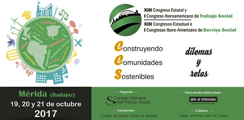 XIII Congreso Estatal y I Congreso Iberoamericano de Trabajo Social