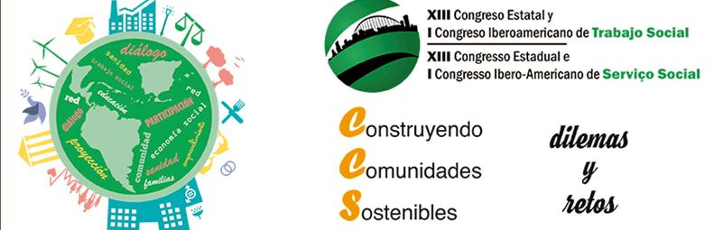 XIII Congreso Estatal y I Congreso Iberoamericano de Trabajo Social. Merida (Badajoz), 2017